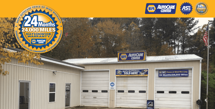 Moore's NAPA AutoCare Center