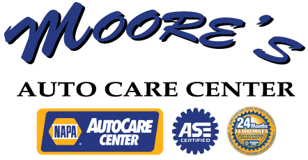 Moore's Auto Care Center Logo