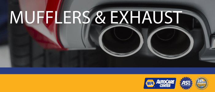 Muffler and Exhaust Systems